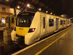 700107 at Brighton (Sparkyscrum) Tags: siemens 700 7001 thameslink desiro class700 thameslinkprogramme 700107 desirocity thameslinkrollingstockproject class7001