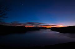 Dulcis in fundo.jpg (chrios) Tags: lago tramonto campotosto