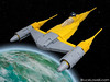 "LEGO Naboo Starfighter • <a style=""font-size:0.8em;"" href=""http://www.flickr.com/photos/44124306864@N01/23035801313/"" target=""_blank"">View on Flickr</a>"