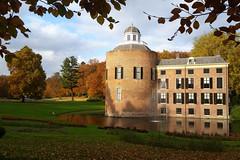 Rosendael Castle (Jan Voorhaar) Tags: autumn veluwezoom rozendaal rosendaelcastle