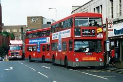 DMS2543 (Sparegang) Tags: wimbledon parkroyal londontransport londonbuses dms daimlerfleetline dmsclass suttonbus dms2543 thx543s