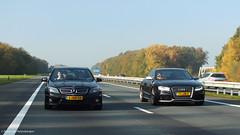 V8 power (Bram van Heijnsbergen) Tags: camera cars car racecar honda photography mercedes automotive ferrari german porsche bmw jaguar audi supercar amg carspotting 458 mercedesamg ftype rs5 c63 carsandcoffee bvhphotography