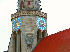 Belltower Collegiate Church of Tbingen aka Stiftskirche (eagle1effi) Tags: clock germany photography photo photos powershot belltower clocktower photograph clocks 60 hs beste tbingen sx damncool stiftskirche glockenturm collegiatechurch caonon aussichtsplattform eagle1effi sx60 clockbelltower sx60hs sx60best germanysx60hscanonpowershotsx60hscanonbridgecamerabridgecameracanonpowershotsx60canonsx60powershotsx60sx60hseagle1effisx60hssxcanonsx60hs