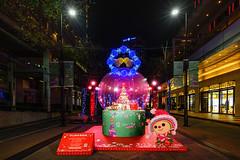 (Digital_trance) Tags: christmas xmas taiwan christmaslights ornament taichung taipei     christmaslighting  xmaslighting  xamslights 2015