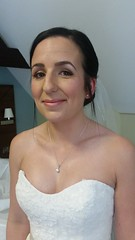 """Bride hair and make-up • <a style=""""font-size:0.8em;"""" href=""""http://www.flickr.com/photos/36560483@N04/23787923912/"""" target=""""_blank"""">View on Flickr</a>"""