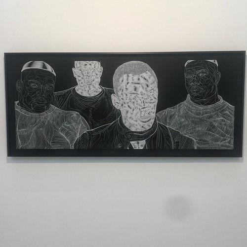 Toyin Ojih Odutola #drawings #riadarttour