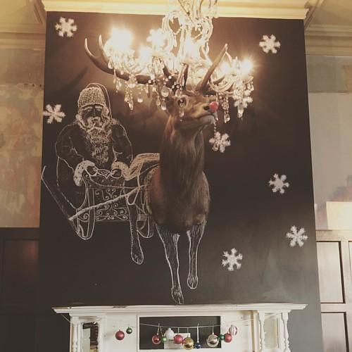 A very pub christmas at the #mileendhotel #adelaide #southaustralia