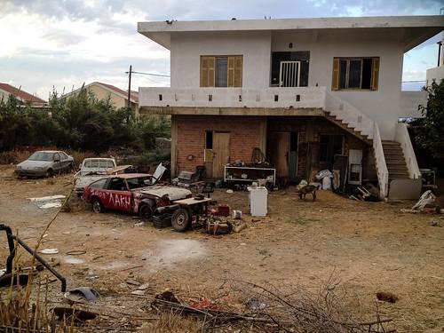 Kolymbari, Crete, Greece 2014