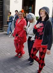 319129455 (FIC. Festival Internacional clownbaret) Tags: festivalinternacionalclownbaret fic 2006 la laguna clown fools militia