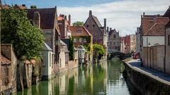 Bruges, Belgium (802701) Tags: brugge bruges westflanders belgium cityscape city oldtown canal
