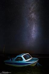 Milky Way (breddenphoto) Tags: milky way milkyway stars boat beach shore sky astro night cumbria lakedistrict lakes england uk united kingdom