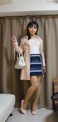 DSC09285 (mimo-momo) Tags: crossdressing crossdresser crossdress transvestite japanese