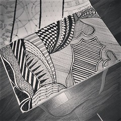 Zentangle 8 (jennyfercervantes-ng) Tags: zenspirationzentangle zendoodle zentangleartzentanglefigures art illustration artistsketch pen artsy masterpieceartoftheday colored inkdrawingmoleskine sharpiepens sharpiesunipin coloringpage coloringbookphcoloringpageforadults coloringpagephziabyjenny