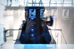 supercomputer (xenerizes) Tags: reflection window tplatforms тплатформы суперкомпьютер blue bokeh reflections mirror self science computer supercomputer digital supercomputers msu moscowstateuniversity cmc lights highlights highlight light pc lomonosov intel xeon intelxeon linux nikon nikkor moscow moskva russia russian contrast conceptual depthoffield deepblue d dark darkblue amazing innovative smart intelligent it university glass