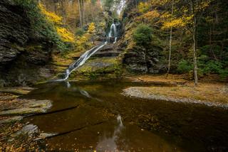 Falls in Fall - 1