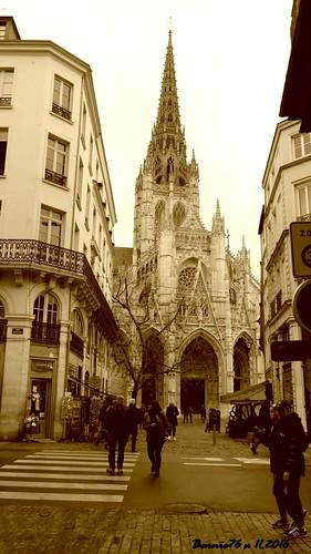 Eglise saint Maclou de la rue de République