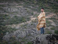 Vaquero 2 (NJHaupt) Tags: people person outdoors vaquero caballero spain espana avila mountain country hills hillside countryside nikon d5300 zoom depthoffield portrait