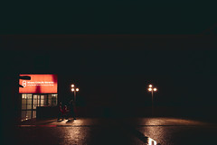 Short days, dark days, rainy days #street #lisbon #t3mujinpack (t3mujin) Tags: belm ccb city conditions estremadura europe lisboa lisbon location night people places portugal rain street weather t3mujinpack