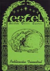 Sociedad_Tolkien_Espanola_Revista_Estel_14_portada (Sociedad Tolkien Espaola (STE)) Tags: ste estel revista tolkien esdla lotr