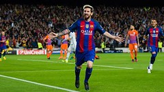 [VIDEO] Messi da urlo: tre gol a Guardiola, 50 in casa in Champions League (championsleague) Tags: messi guardiola barcellona video gol
