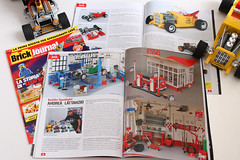 Brick Journal Italia # 6 presents Norton74's cars and garages