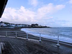 60 | Aberystwyth (Mark & Naomi Iliff) Tags: aberystwyth sea clouds