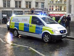 BU08 JGY (Emergency_Vehicles) Tags: bu08jgy city london police collision investigation