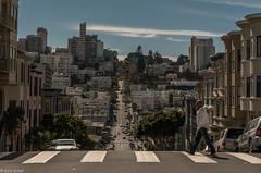 IIICROSSINGIII (zora_schaf) Tags: iiicrossingiii crossing zebrastreifen sanfrancisco telegraphhill kalifornien california usa unitedstates street perspektive zoraschaf