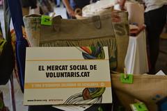 El Mercat Social a la Fira d'Economia Solidària (21 i 22.10.16)