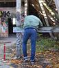 self3101 (Tommy Berlin) Tags: men jeans levis bomberjacke alphajacke butt ass ars
