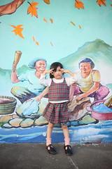 2016-10-30-16h46m29 (LittleBunny Chiu) Tags: 台中 洗衣壁畫 壁畫 西屯區 taichung