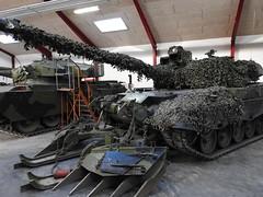 DSCN7353 (Ronae2987) Tags: museum panzer tank minesweeper minenrumer