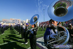 Ladies and Gentlemen, Your Wildcats! (NUbands) Tags: b1gcats chicago dmrphoto evanston illinois numb northwestern northwesternuniversity northwesternuniversitywildcatmarchingband band marchingband music students