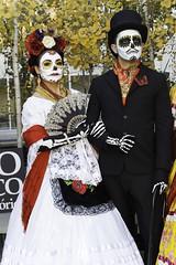 Day of the Dead Festival (Gerardo Rico) Tags: day de dead dia folklorico gdorico gerardorico harbourfront los mexico muertospuro portraits catrinas catrines puromexicoballet harbourfrontcentre harbourfrontcentredotd harbourfrontto dayofthedead dayofthedayfestival diadelosmuertos toronto thesix to canon 5d