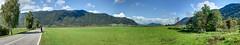 Ausläufer Ossiacher See (Nordostblick)