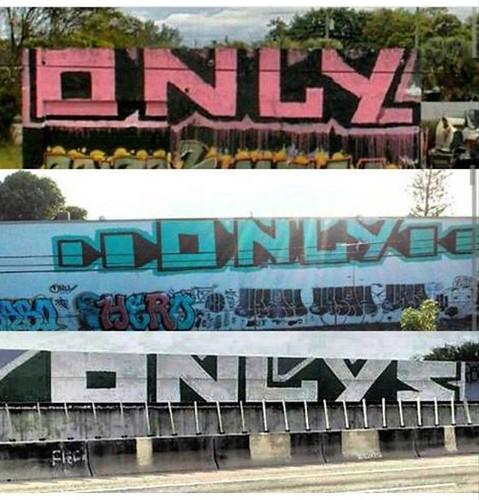 Only graffiti writer