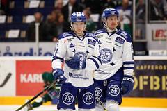 Isac Skedung och Lukas Eriksson 2016-10-29 (Michael Erhardsson) Tags: isac skedung och lukas eriksson 20161029 shl leksand 2016 lif