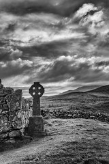 What Once Was (Dave Kiddle) Tags: david hebrides outer scotland church clouds dave derelict grave isles kiddle sky western davekiddle davekiddlephotography davidkiddle davidstephenkiddle