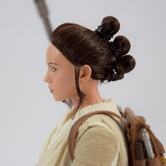 Star Wars Elite Series Rey Premium Action Figure - Disney Store Purchase - Deboxed - Freestanding - Portrait Right Side View (drj1828) Tags: starwars theforceawakens rey figure actionfigure purchase disneystore eliteseries premium posable 10inch deboxed freestanding