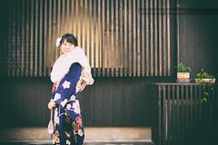 22 (motonari1611) Tags:        kimono japan autumn nikon potrait