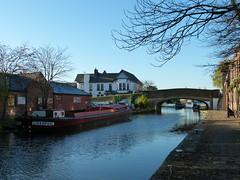 Burscough Bridge (Thomas Kelly 48) Tags: leedsliverpoolcanal canal burscough gathurst panasonic lumix fz150 burscoughbridge a59