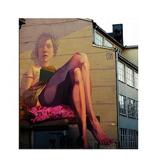 Street Art by Etam (senniam2) Tags: etam streetart nolimit