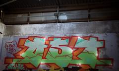 _DSC1297 (Under Color) Tags: leipzig graffiti lost places urban exploring leipsch walls