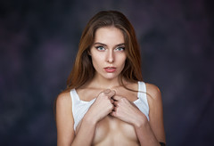 Portrait (Maxim Maximov) Tags: 2016 beautiful girl portrait portrait2016