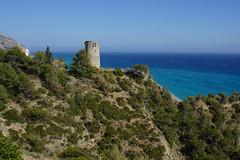 Tower (Samir Rorless) Tags: sony a6000 pentax smc takumar 28mm f35 andalusia