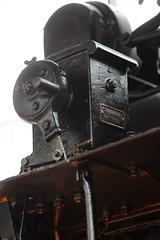 BRB Brienz - Rothorn - Bahn Dampflokomotive H 2/3 Nr. 1 ( Zweite Lok mit Nr. 1 - Hersteller SLM Nr. 693 - Baujahr 1892 - Ex GN Glion - Naye - Bahn - Schmalspur Zahnradbahn 800 mm ) zur Zeit vor dem Kursaal in der Stadt Bern im Kanton Bern der Schweiz (chrchr_75) Tags: albumzzz201611november christoph hurni chriguhurni chrchr75 chriguhurnibluemailch november 2016 bahn eisenbahn schweizer bahnen zug train treno albumbahnenderschweiz2016712 albumbahnenderschweiz schweiz suisse switzerland svizzera suissa swiss albumbahnbrbbrienzrothornbahn albumzahnradbahnenschweiz brb zahnradbahn dampflokomotive dampfmaschine dampflok locomotora vapor  vapeur steam vapore  stoomlocomotief albumdampflokomotiveninderschweiz chrchr chrigu