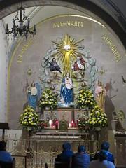 Chapel in Templo de Nuestra Seora de La Salud, San Miguel de Allende, Mexico (Paul McClure DC) Tags: sanmigueldeallende mexico bajo guanajuato nov2016 church people historic