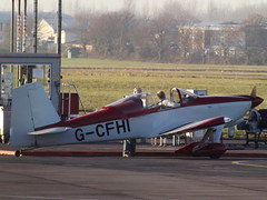 G-CFHI Vans RV7 (Aircaft @ Gloucestershire Airport By James) Tags: gloucestershire airport gcfhi vans rv7 egbj james lloyds