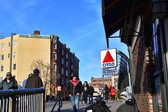Citgo Sign (AntyDiluvian) Tags: boston massachusetts backbay fenway fenwaypark redsox baseball mlb stadium street brooklineavenue citgo citgosign