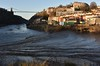 Mud Glorious Mud (Nige H (Thanks for 7.5m views)) Tags: nature landscape city cityscape bristol clifton suspensionbridge cliftonsuspensionbridge river riveravon mud mudgloriousmud lowtide england
